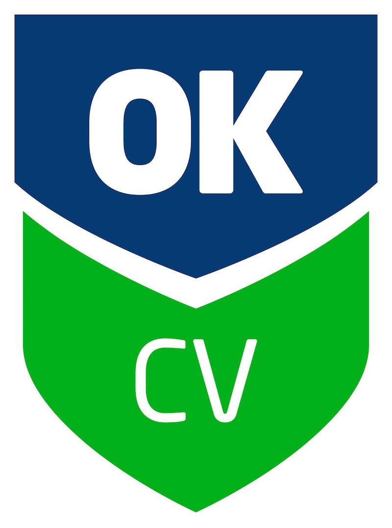 Logo Ok CV keurmerk